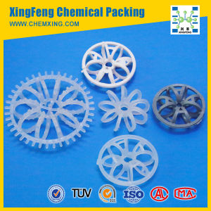 Plastic Teller Rosette Ring Packing pictures & photos