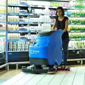 China Saudi Arabia Ceramic Tile Automatic Floor Cleaning Machine ...