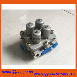 Wabco 9347141450 Multi-Circuit Protection Valve for Volvo 20382310 20452152