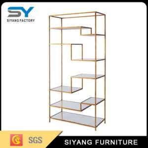 China Home Furniture 5 Layers Gl