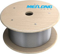Alloy 2205 Duplex Stainless Steel Downhole Hydraulic Control Line