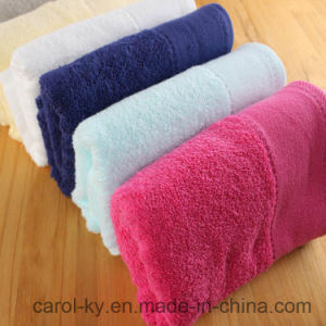 Cotton Plain Color Sport Towel pictures & photos
