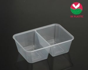 PP Food Container (S-750 TC) pictures & photos