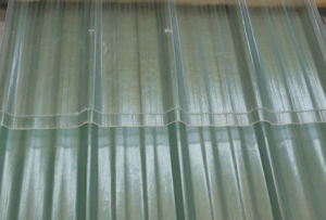 FRP Corrugated Panel pictures & photos