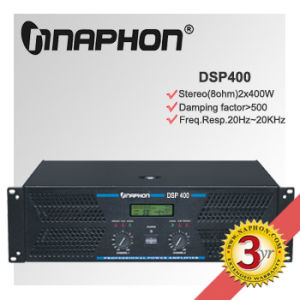 LED Display Power Amplifier (DSP 400)