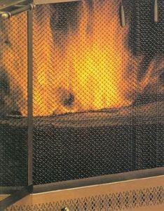 China Mesh Fire Curtains Fireplace Mesh Screens 03 China Mesh