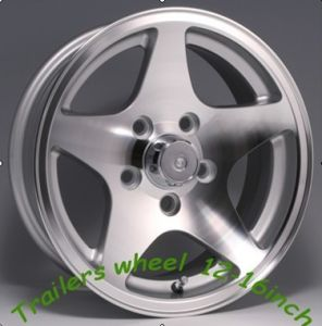 15X6 High Quality Aluminum Trailer Wheel pictures & photos