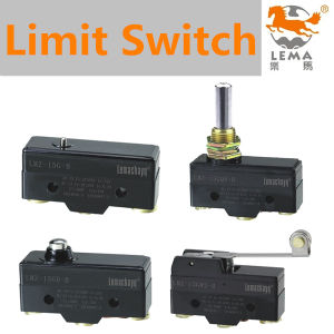 Screw Pins Lever Roller Limit Micro Switch pictures & photos