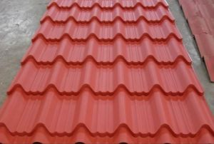 Corrugated Steel Roofing Sheet (25-205-1025)