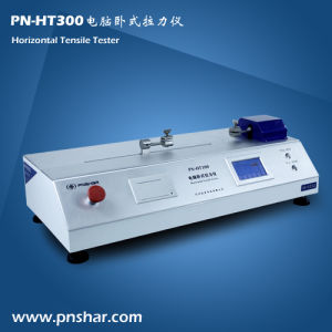 Horizontal Paper Tensile Testing Machine pictures & photos