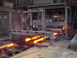 Steel Continuous Casting Machine Mill