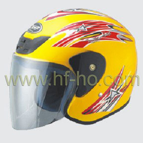 Open-Face Helmet (HO-202B)