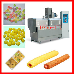 Corn Snacks Extruder