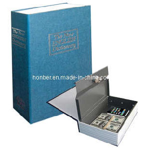 Key Lock Book Safe with Great Confidentiality pictures & photos