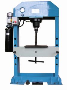 Hydraulic Press Machine (HP30/HP50/HP63) pictures & photos