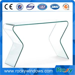 Curved Tempered Glass with Ce&CCC Certificate pictures & photos