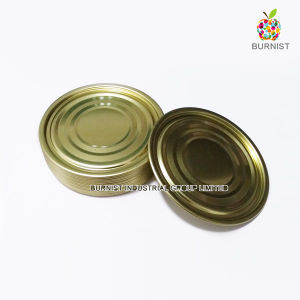 Tinplate Lid 315 (96mm) Bottom End for Food Can Packing