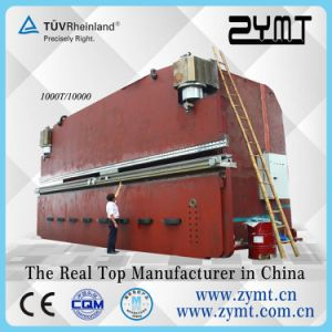 Hydraulic Press Brake Zyb-1000t*10000 China Bending Machine with Ce and ISO9001certification pictures & photos