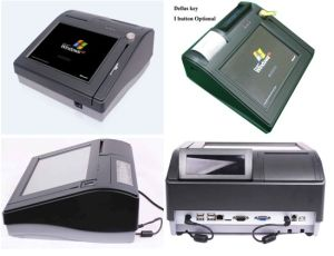 "Thermal Printer with 10.1"" All-in-One Touch POS Terminal pictures & photos"