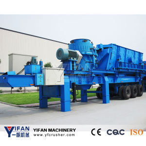 Leading Brand River Pebbles Processing Crusher pictures & photos