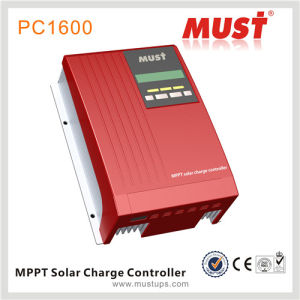 Must Brand 20A 30A 40A Solar Panel Controller pictures & photos