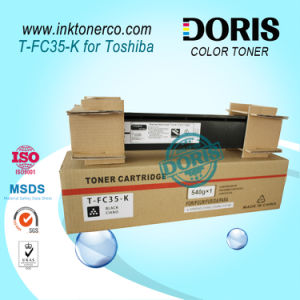Japan Cyan Color Copier Toner Powder Tfc35 T-FC35 for Toshiba E Studio 2500c 3500c 3510c pictures & photos