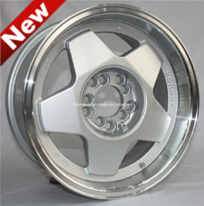 Borbet Alloy Wheel (HL476B) pictures & photos