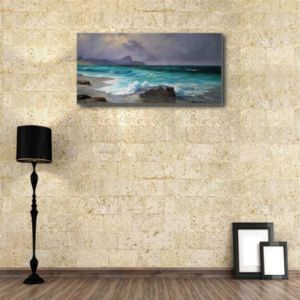 Oil Painting Reproduction of Ocean Surface Wave pictures & photos