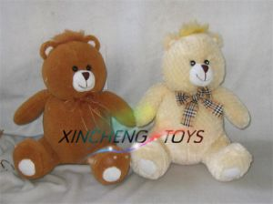 Nice Siting Plush Bear Toys, Teddy Bear, Plush Toys