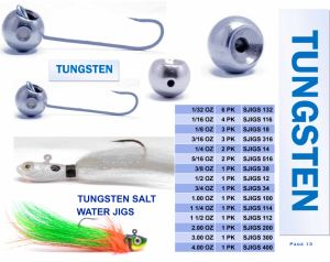 Wholesale Top Grade Fishing Tungsten Slat Water Jig pictures & photos