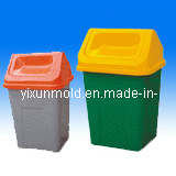 Trash Can Plastic Mold, Injection Plastic Mould pictures & photos