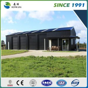 Prefabricated Steel Structure Warehouse Workshop (SW-3829) pictures & photos