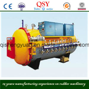 Automatic Electric Autoclave Curing Chamber for Truck Bus Tires Retreading pictures & photos
