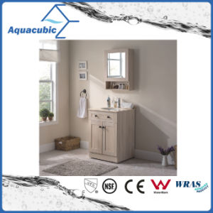 Floor Standing Bathroom Furniture Vanity with Undermount Ceramic Basin (ACF8903) pictures & photos