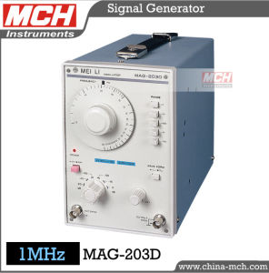 0-1MHz 1MHz Frequency Audio Signal Generator Audio Generator (MCH MAG-203D)