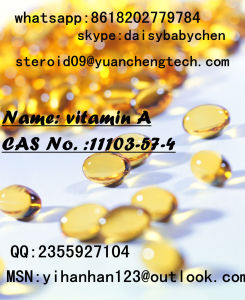 Feed Addtives Nutritional Supplements Vitamin a (CAS No. 11103-57-4)