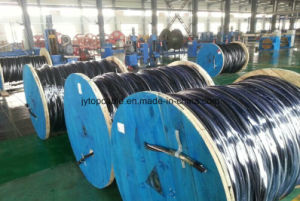 Aluminum Conductor PE Insulated Triplex Cable pictures & photos