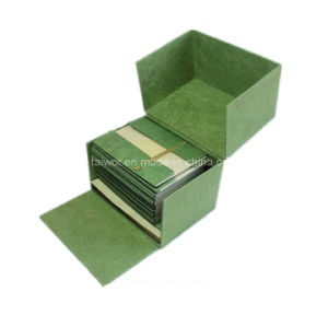 special design green business name card packaging boxes tw12 00073 - Business Card Box