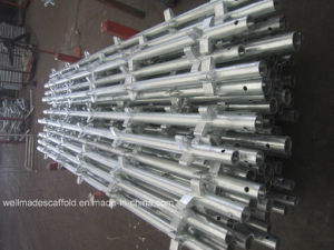 Galvanized Kwik Stage Scaffolding System|Kwikstage Scaffold pictures & photos