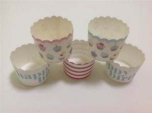 Cupcake Baking Cups / Birthday Cake Cups pictures & photos