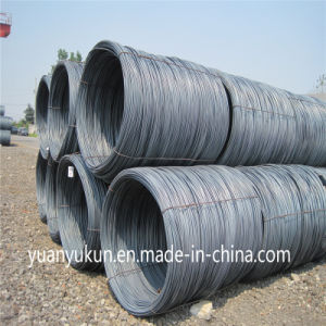 Q235/Q195 Ms High Strength Steel Wire for Making Nail/Construction pictures & photos