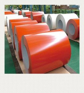 Prepainted Galvanised Steel Coil/PPGI China Factory with Low Price pictures & photos