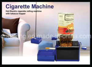 Electric Cigarette Injector Machine (C-77 & C-81)