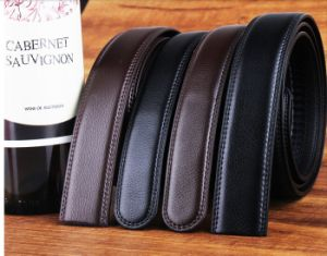 Leather Ratchet Belts for Men (ZF-170301) pictures & photos