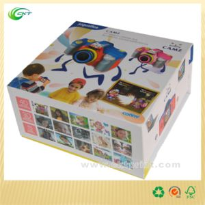 Color Paper Box, Giftbox, Packing Box for Electronics (CKT -CB-120)