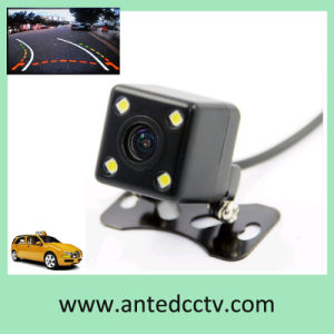Mini Night Vision Car Reverse Camera with Trajectory Parking Lines pictures & photos