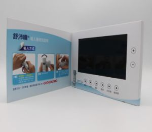 7inch LCD Screen Display Video Brochure pictures & photos
