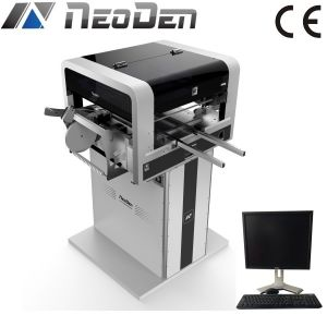 Hot Sale Desktop SMD Pick and Place Machine with Vision pictures & photos