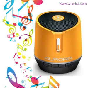 Stylish High Definition Sound Minion Speaker with Handsfree +TF + Aux