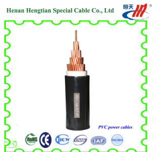 Flame Retardant, Copper Conductor, XLPE Insulation, PVC Sheathed, Steel Wire Screen/Armored, Single Core Power Cable
